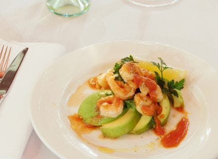 Avocado & Seafood