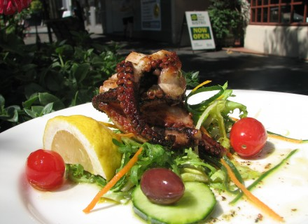 Grilled Octopus <br> Featured Special